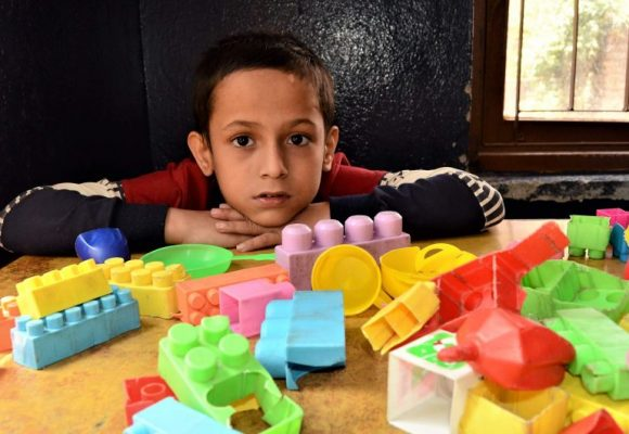 Help Our Children with New Toys